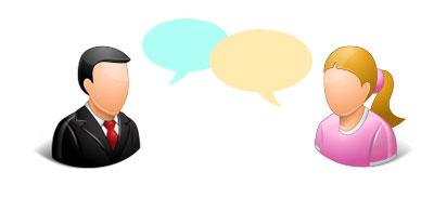 บทสนทนา (Conversation)